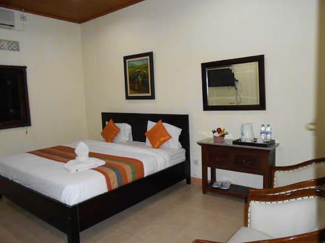 Alam Jogja Resort Superior Room