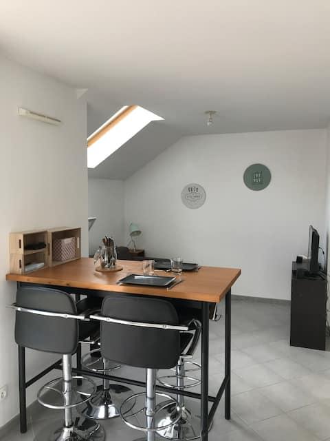 Studio tout confort, proche hyper-centre