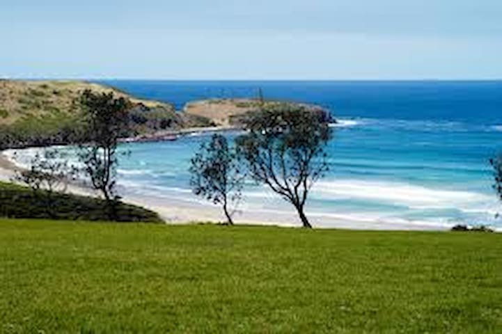Coastal Retreat - Flinders - Huvila