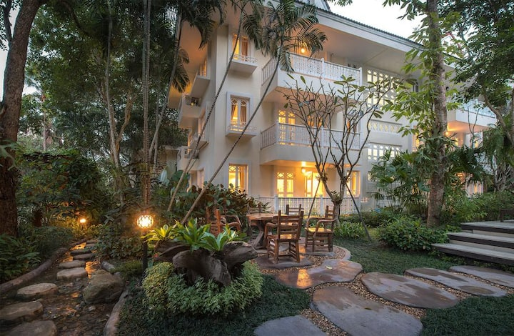 泰国•清迈Bellavita香氛别墅