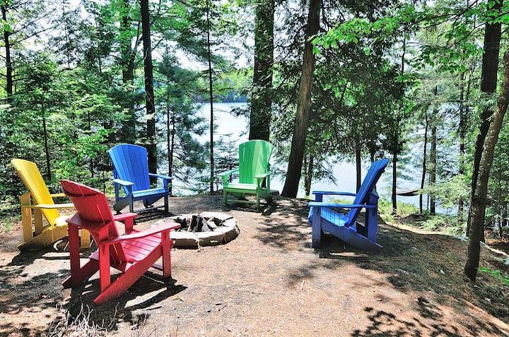 Nolandia - Luxury Family Cottage on Lipsy Lake