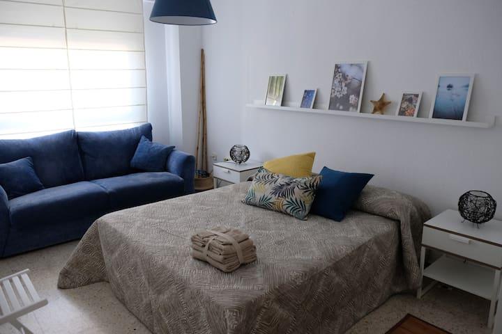 "Apartamento ""Las Calmas"" en Huesca"