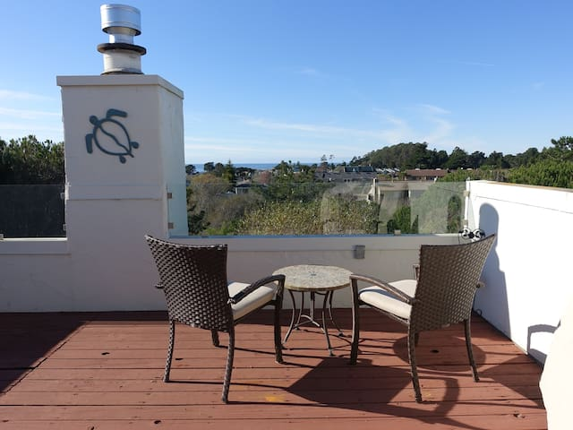 Aptos Seascape Beach House w/views - Aptos - Stadswoning