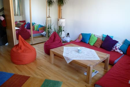 Cozy room in cozy apartment - Vienna - Apartemen