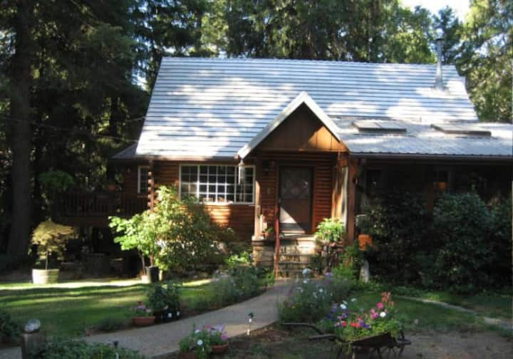 Comfy lodging near charming, downtown Nevada City