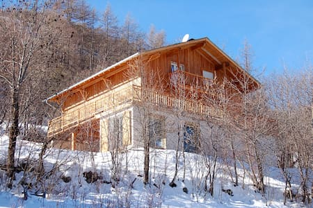 Beautiful chalet with 7 bedrooms - Chalupa