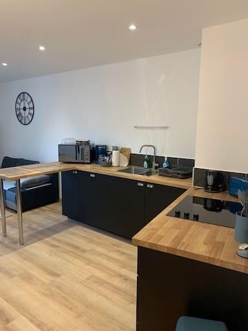 Appartement T2 vue Mer à Cancale