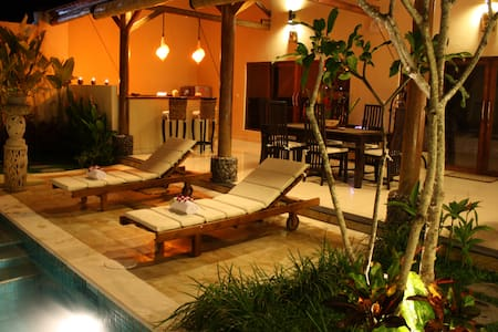 Seminyak.3 Bedrooms Villa BELHARRA - Kuta