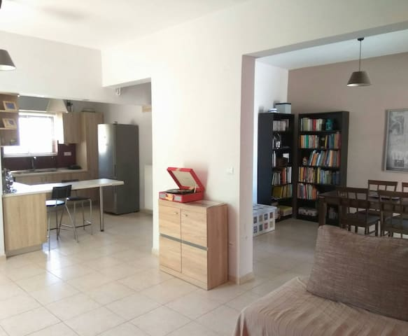 Rodia beach apartment - Rethymno - Hus