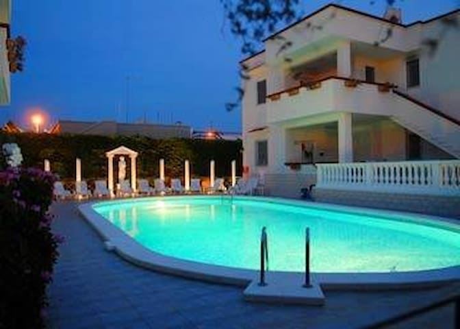 SALENTO LITTLE SEA-VILLA NXT OSTUNI - Torre Santa Sabina - Apartment-Hotel