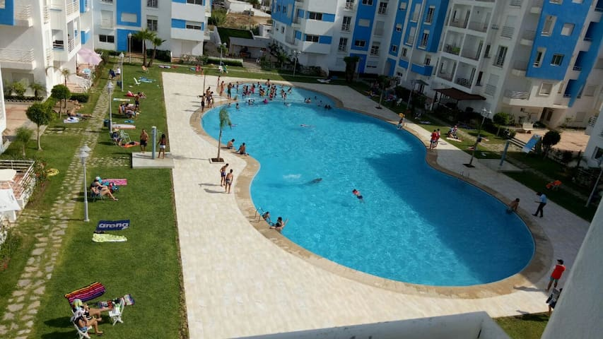 3 pièces à Martil (près de Tanger),  près plages