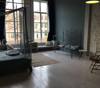 De Theetap suite, incl breakfast - Zierikzee - Bed & Breakfast