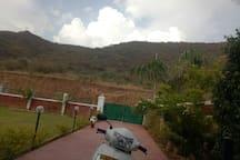Aashirwad villa far  away from city noise