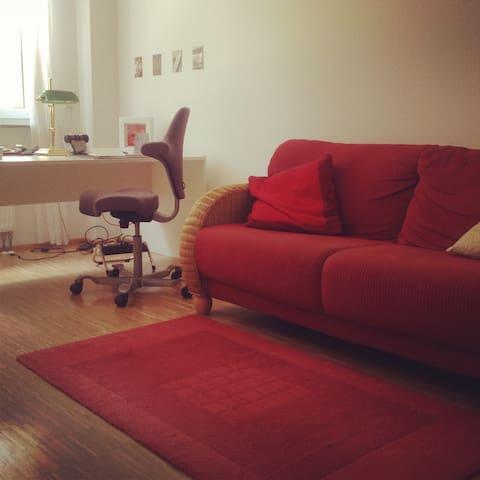 Attraktives Zimmer mit eigenem Bad