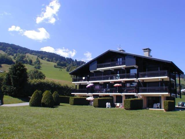 Apartment Megeve close to skilift - Megève - Pis