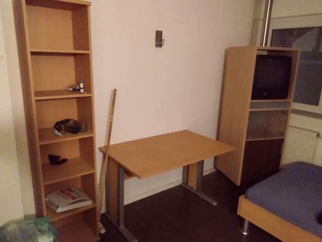 1-Zimmer Wohnung in der Ingolstädter Altstadt