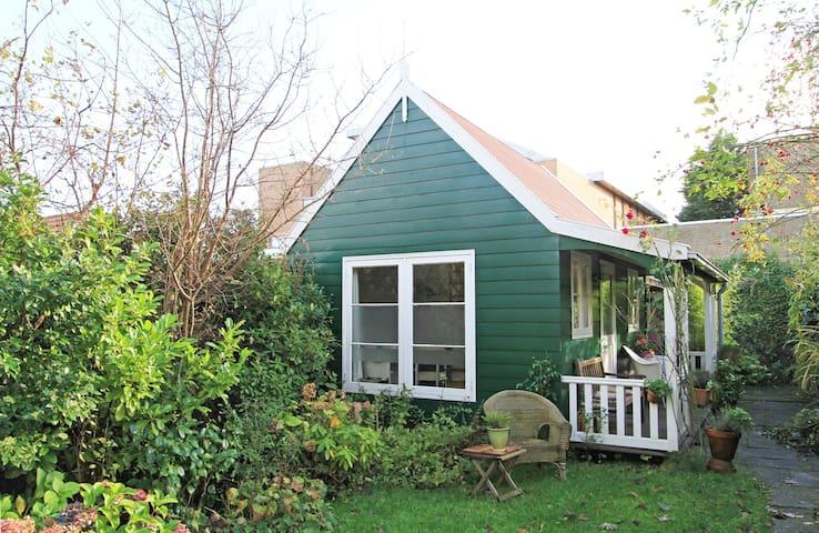 Gardenhouse near Amsterdam (15 min) - Zaandijk - Casa