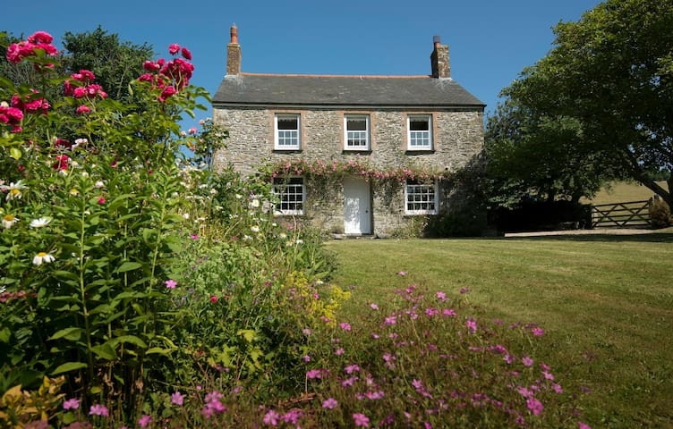 Rural retreat near Port Isaac