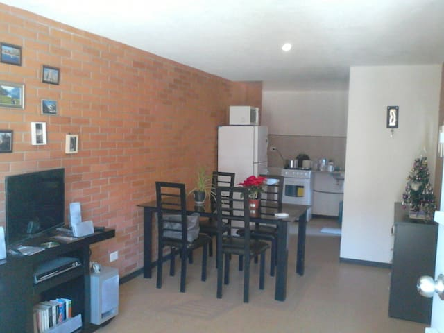 La Casita - Puebla - Apartment