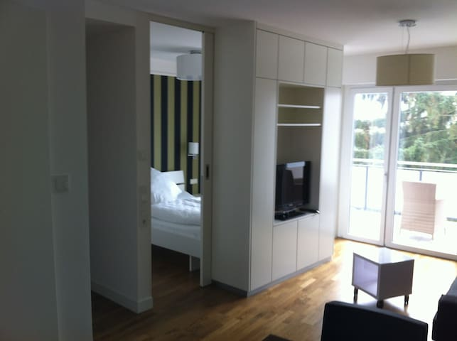 Downtown Bitburg Appartement - Bitburg - Apartemen