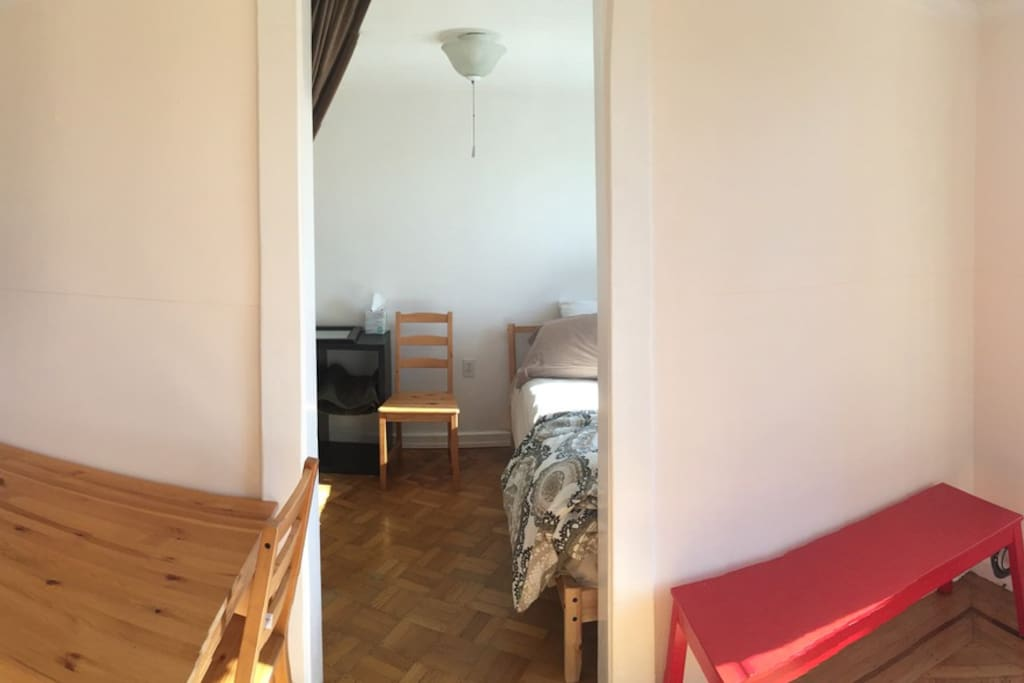 Pano of room