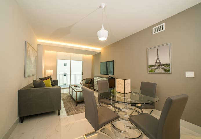 Luxurious One Bedroom Apartment in Brickell/Miami