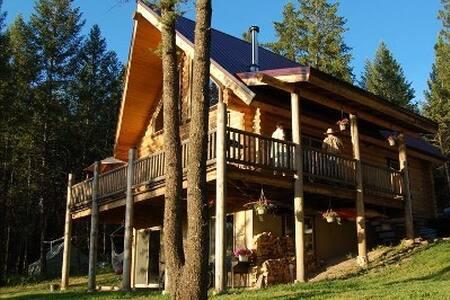 Clark Fork River Cabin - Alberton - Stuga