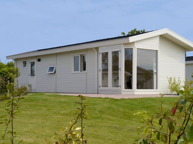 Beautifully designed and cozy holiday home, close to the beach