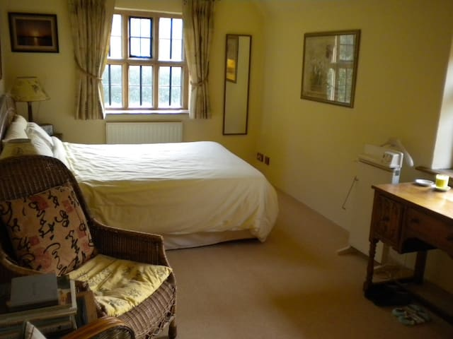 Kent en suite luxury double room  - East Malling - Bed & Breakfast