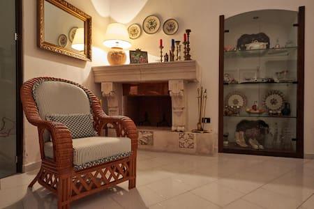 Casa storica con giardino privato - Bitonto