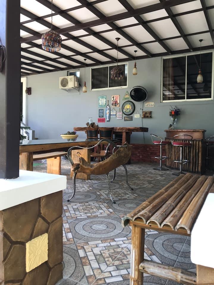 Fay's Cozy Corner in Borneo