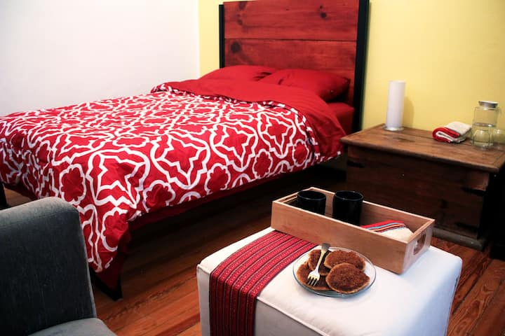 Charming Apartment in Tree Lined Hipódromo Condesa