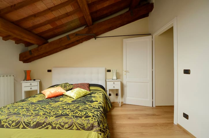 Orange room and Sand room - Chiusi - Bed & Breakfast