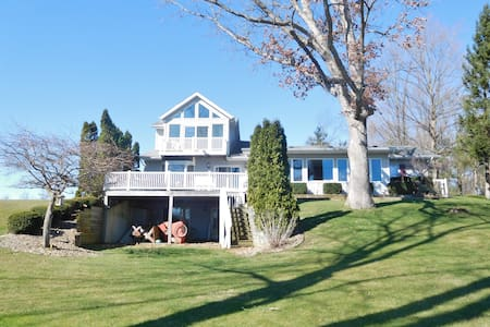 Waterfront Getaway Baldwin Lake - Union - Rumah
