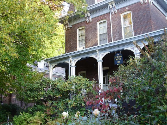 Hillard House,an elegant b and b - Wilkes-Barre