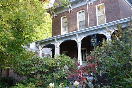 Hillard House,an elegant b and b - Wilkes-Barre - Bed & Breakfast
