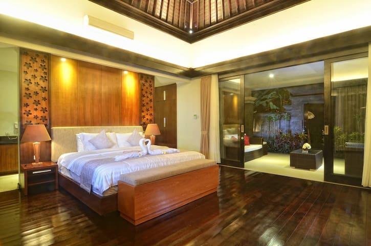 New Horizon Rice Fields & Beach Villas in Bali