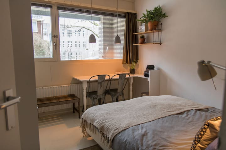 Airbnb k7m3r     Toplocatie nabij centrum op b.g. - Arnhem - Casa