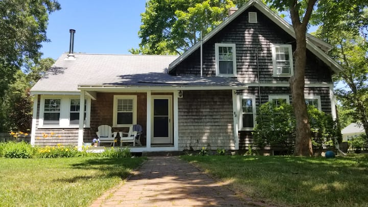 Relax in Bright & Open - 4 Bedroom Cape Cod House
