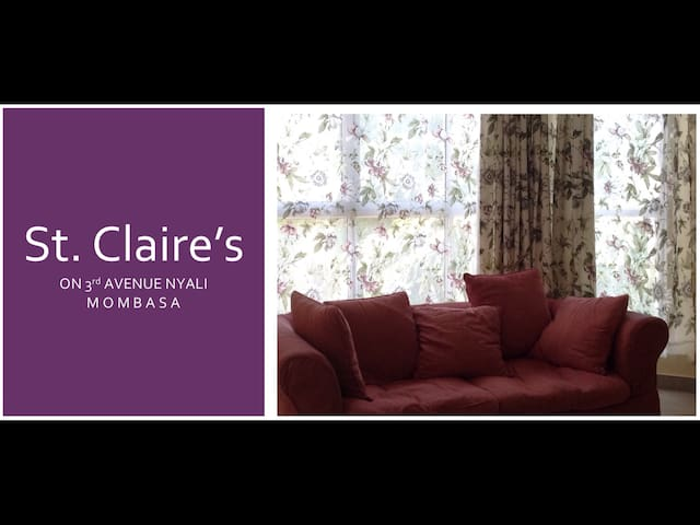 St. Claire's: Cosy, Chic, Clean and Comfortable