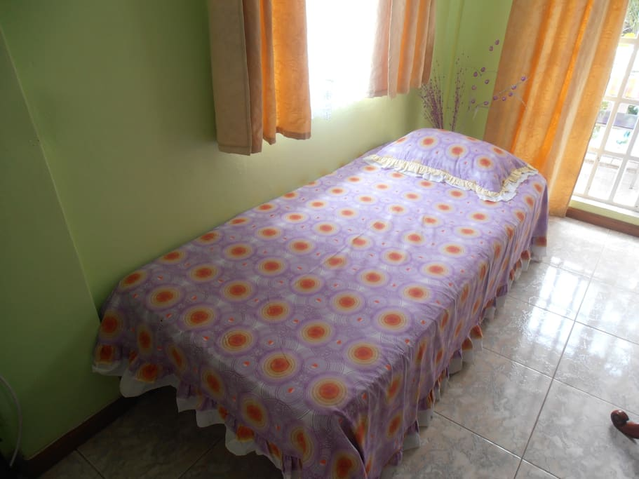 Studio single bed