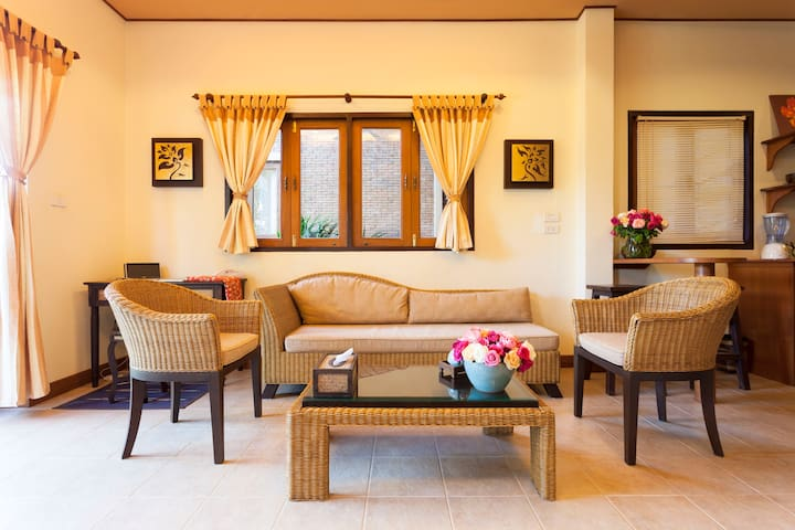 Luxurious townhouse in HealthResort - Mae Rim - Casa