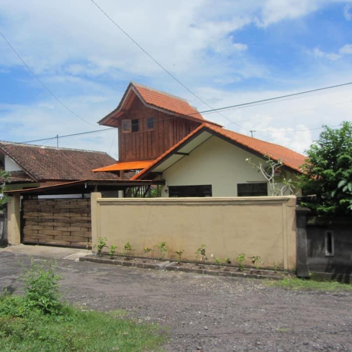 Jimbaran 3 Bed House, Ocean View, Great Location