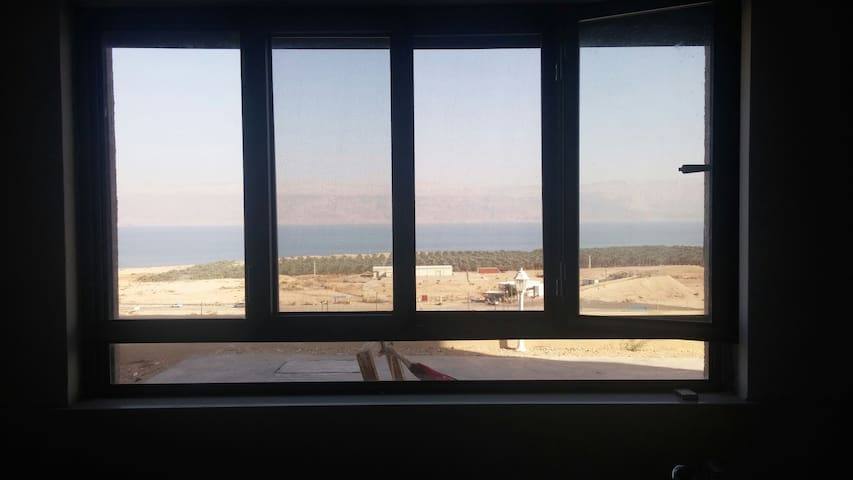 Charming double room in Dead Sea - ovnat - Daire