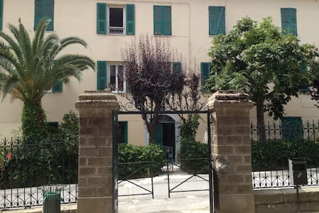 charming flat with garden - Venaco