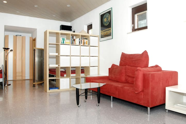 GREAT OFFER apt. LOFT style - Nürtingen - Daire