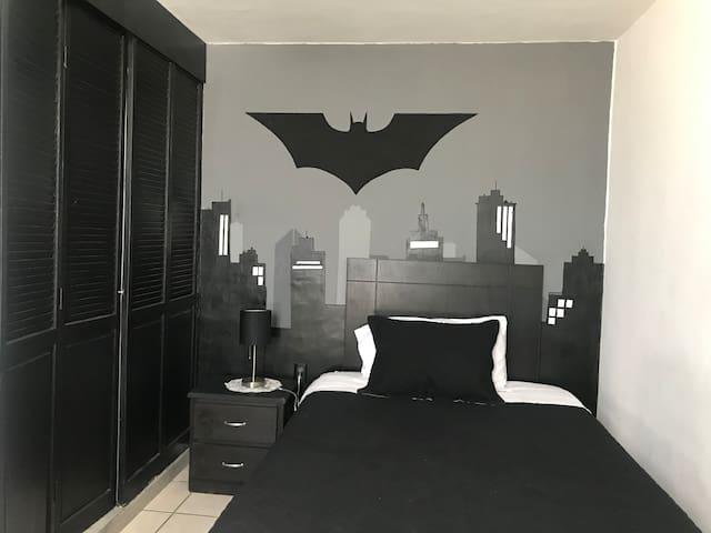 Habitación Batman