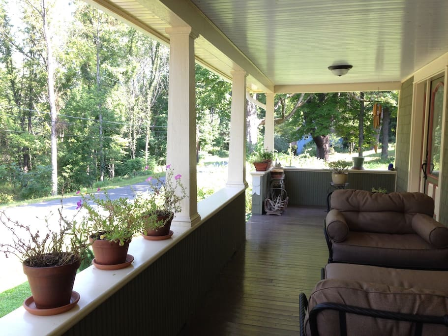 Heavenly Relaxing Porch