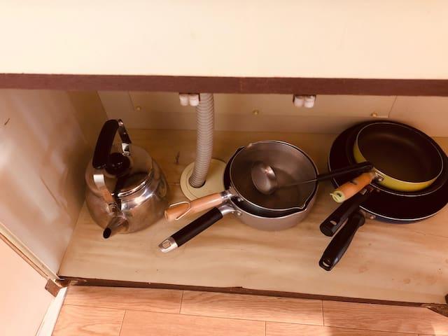cookware/料理鍋具