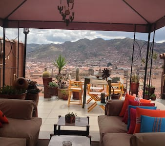THE BEST PANORAMA OF CUSCO - D